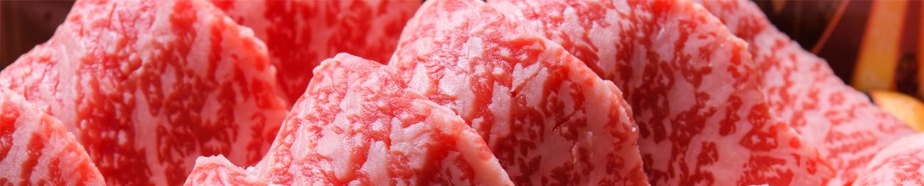 和牛霜降り赤身ステーキ